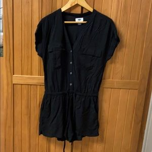 Women's Old Navy Romper size Small Like New
